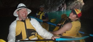 Rapid Bay Cave Kayak Tour